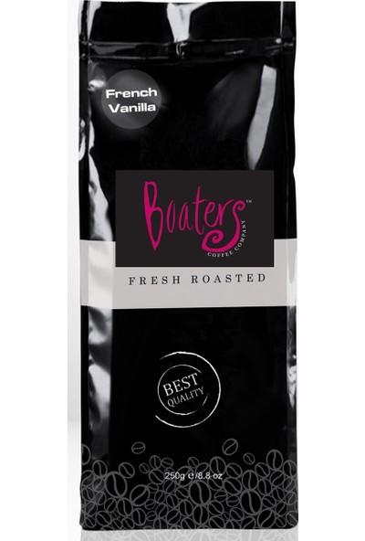 Boaters French Vanilla Aromalı Kahve 250 gr