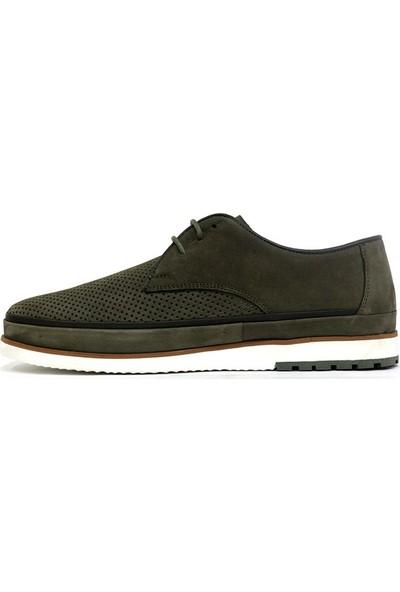 Greyder 63022 Hakiki Deri Erkek Günlük Ayakkabı