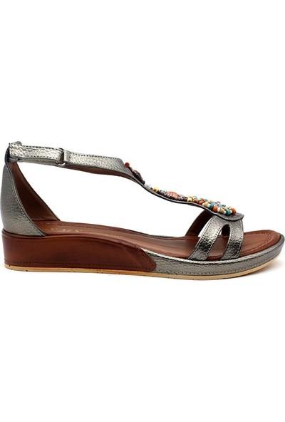 Sms 3843 Kadın Sandalet