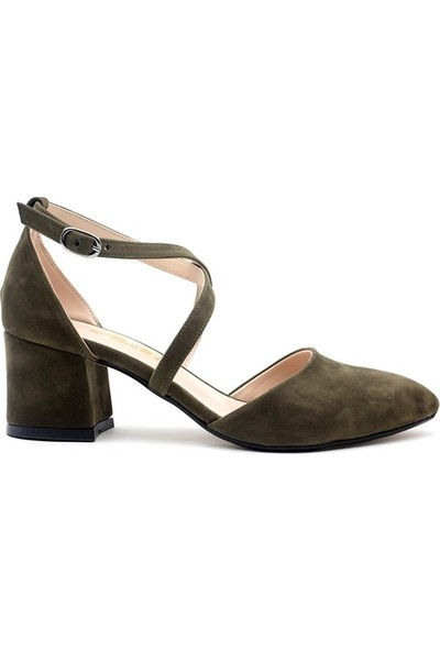 Punto 595014 Kadın Topuklu Ayakkabı