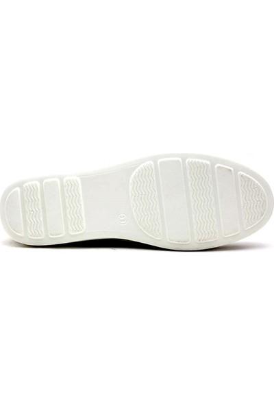 Meldymoor Hakiki Deri Kadın Günlük Ayakkabı
