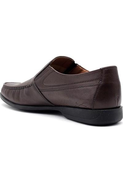 Gazioğlu Hakiki Deri Erkek Günlük Ayakkabı
