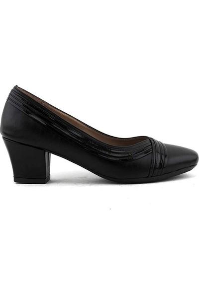 Nur Rose 8633 Kadın Topuklu Ayakkabı