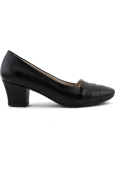 Nur Rose 8614 Kadın Topuklu Ayakkabı