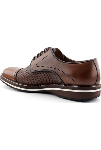 Fosco 9040 Hakiki Deri Erkek Klasik Ayakkabı
