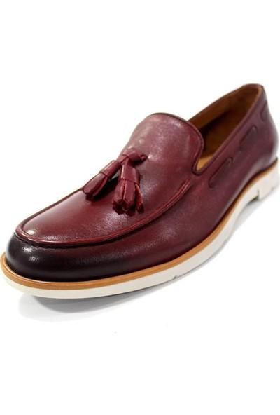 Freefoot 971 Jorjik Deri Erkek Günlük Ayakkabı