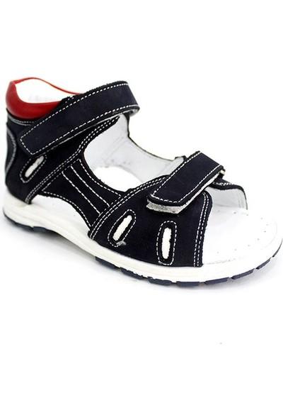 Toddler B7071 Erkek Bebek Sandalet