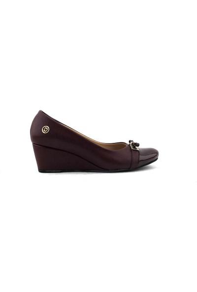 Demirtaş 0292468 Kadın Dolgu Topuklu Ayakkabı