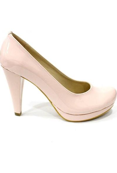 Nur Rose 6200 Kadın Platform Topuklu Ayakkabı