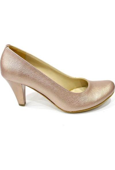 Nur Rose 7000 Kadın Topuklu Ayakkabı