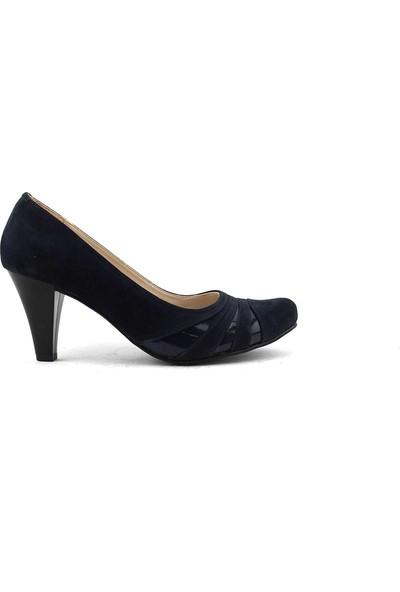 Nur Rose 7049 Kadın Topuklu Ayakkabı