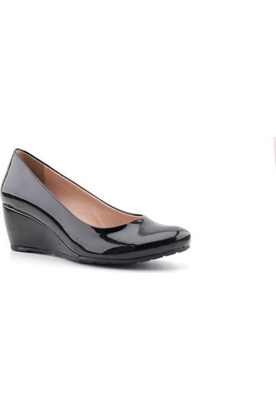 Demirtaş 2441 Kadın Dolgu Topuklu Ayakkabı