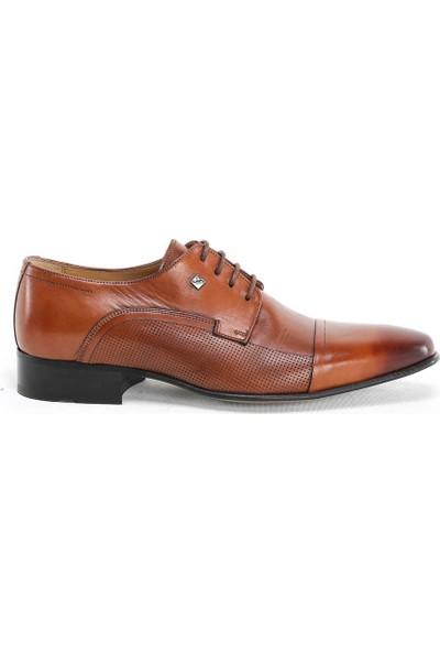 Fosco 2239 Lazer Bağlı Erkek Klasik Ayakkabı