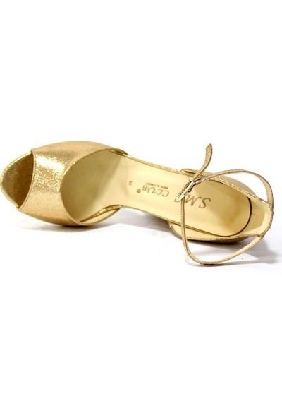 Sms 42112 Kadın Topuklu Ayakkabı