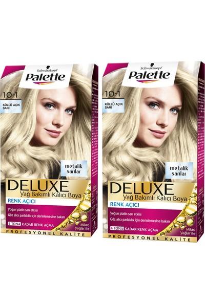 Palette Deluxe 10-1 Küllü Açık Sarı x 2 Paket
