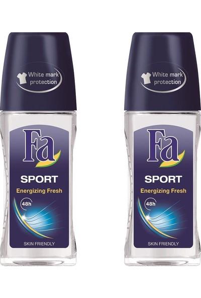 Fa Sport Roll-On 50 ml 2'li Paket