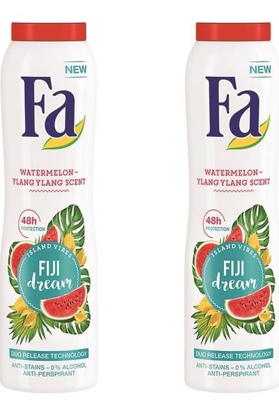 Fa Fiji Dreams Deo Spray 2'li Paket