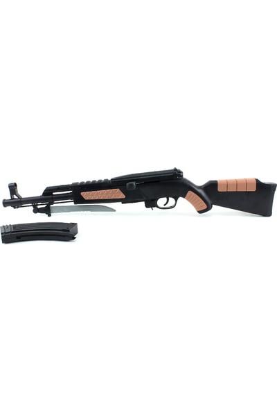 Boncuk Atan AK47 Oyuncak Silah 58 cm