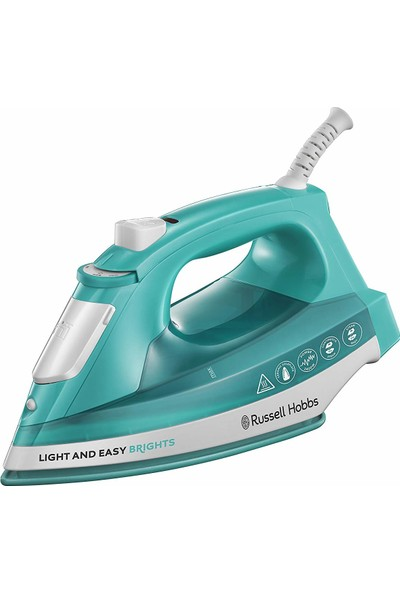 Russell Hobbs Light And Easy Aqua Seramik Buharlı Ütü 2400 W
