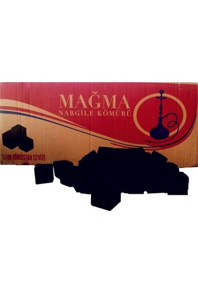 Magma Küp Nargile Kömürü %100 Hindistan Cevizi Kabuğu (1 kg)