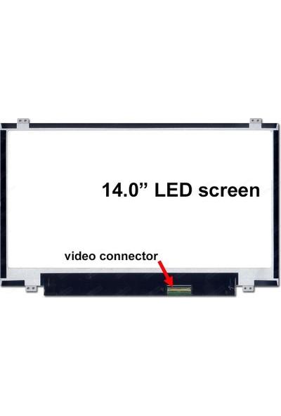 Auo 14 inç 40 pin Uyumlu LED Panel Ekran