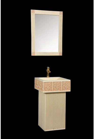 Eva Concetto E-316 Monoblok+Ayna