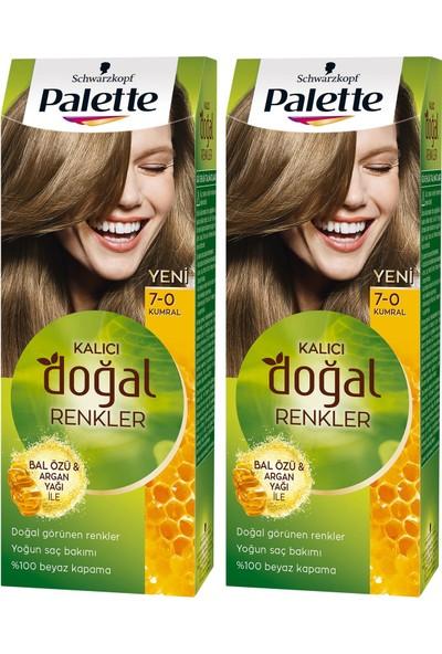 Palette Kalıcı Doğal Renkler 12-1 Sarı Sandre x 2 Paket