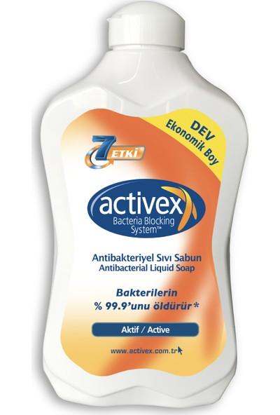 Activex Antibakteriyel Sıvı Sabun Aktif 1.5 lt
