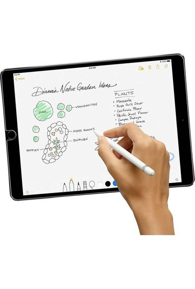 Melefoni iPad Pro 10.5 Ekran Koruyucu Temperli Cam 9H