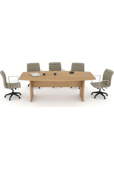 Tefrishop Ordos Ahşap 220 Toplantı Masası