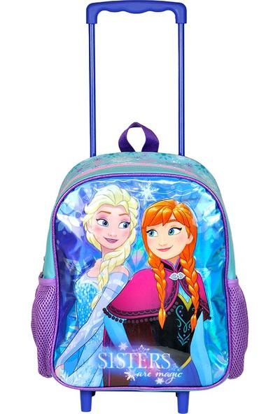 Hakan Çanta Frozen Anaokulu Çekçek Çantası