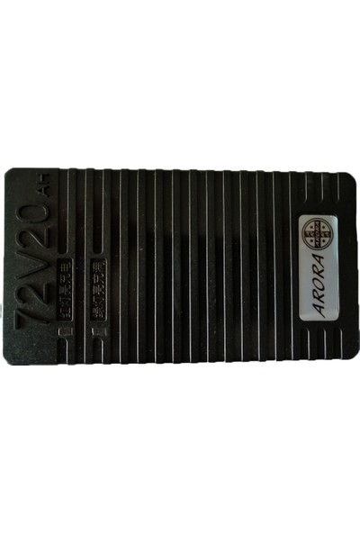 Arora Marka 72 Volt 20 Amper Elektrikli Scooter Şarj Aleti