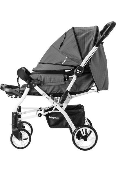 Baby Care Dinamico Çift Yönlü Bebek Arabası Haki