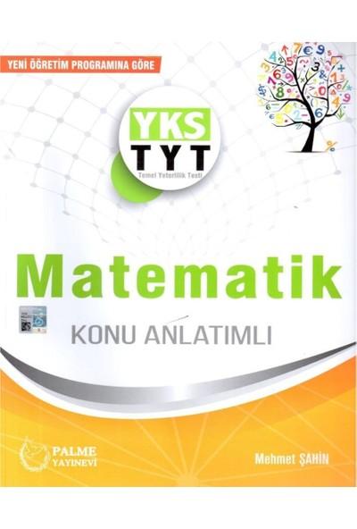 Palme Yayıncılık TYT Matematik Konu Anlatımı