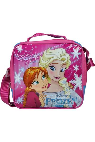 Frozen Elsa Beslenme Çantası Lisanslı