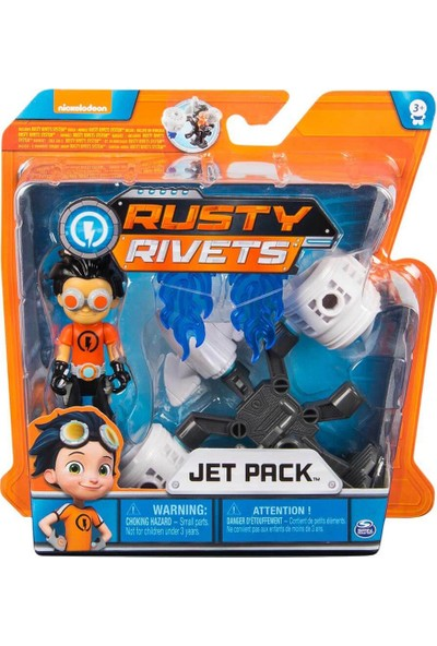 Rusty Rusty Rivets Yapı Seti 12481