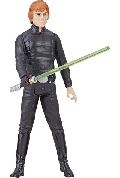 Star Wars Galaxy Of Adventures Figür Jedi Luke E5648-E5650