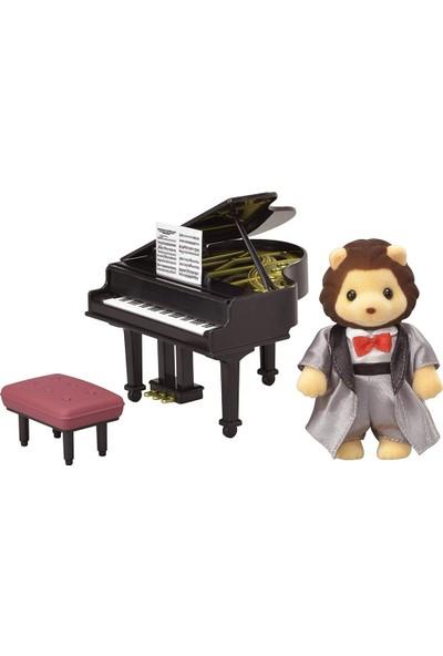Sylvanian Families Piyano Konser Seti 6011