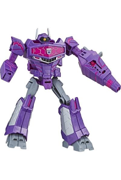 Transformers Cyberverse Büyük Figür Shockwave E1886-E1909