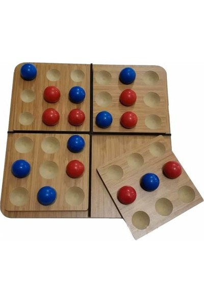 Pentago Strateji Oyunu, Ahşap Pentago, 5 Nokta Oyunu, Othello