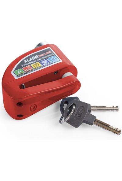 Disk Lock Alarmlı Disk Kilidi