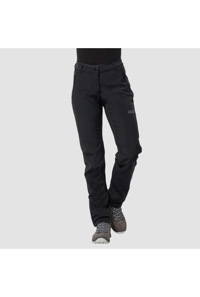 Jack Wolfskin Zenon Softshell Kadın Outdoor Pantolonu