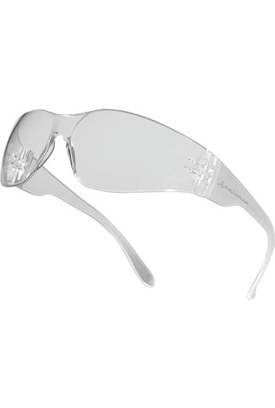Delta Plus Brava2 Şeffaf Cam İş Güvenlik Gözlüğü