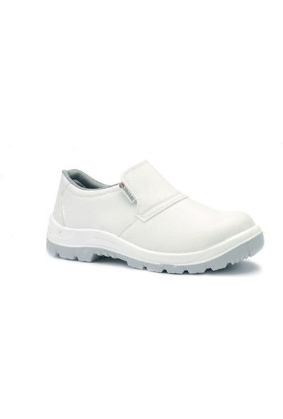 Yılmaz Ayakkabı 902 S2 Beyaz İş Ayakkabısı