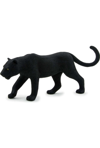 Animal Planet Siyah Panter Model Figür