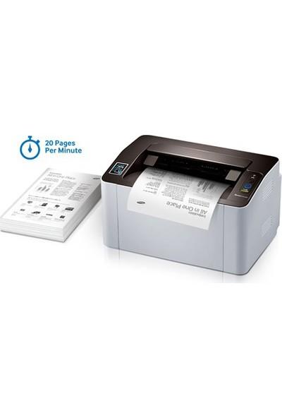 Samsung Xpress SL-M2020W Wifi + Airprint + Mono + Lazer Yazıcı SS272F