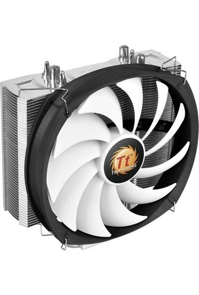 Thermaltake Frio Silent Intel LGA2011/1366/115x/775 AMD FM2/AMD Serisi 14cm Fanlı CPU Soğutucu CL-P002-AL14BL-B