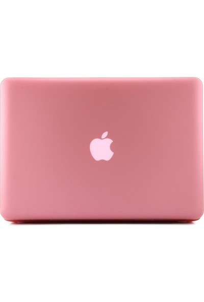"Codegen Apple 13"" 13 inc Macbook Air A1466 A1369 Pembe Kılıf Kapak CMA-133P"