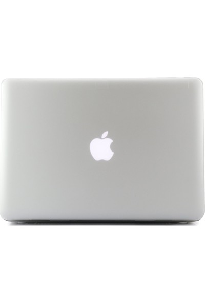"Codegen Apple 13"" 13 inc Macbook Air A1466 A1369 Beyaz Kılıf Kapak CMA-133W"