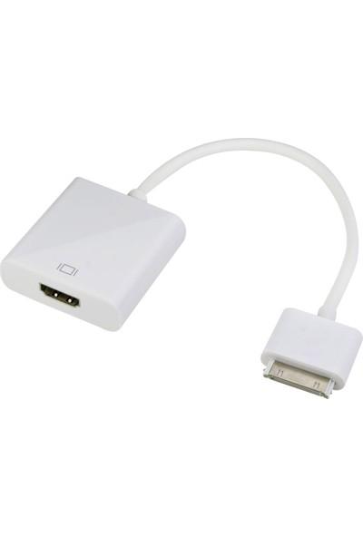 Flaxes FCK-IP2H iPad & iPhone - HDMI Çevirici